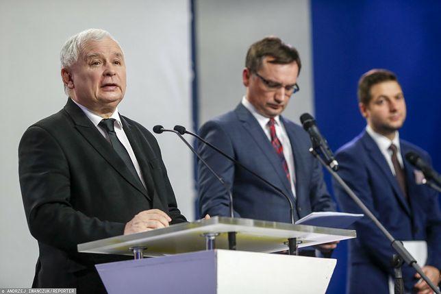 Jarosław Kaczyński nie wyklucza weta ws. budżetu UE