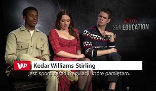 """""""Sex Education"""": Seks to nie przypał. Rozmawiamy z obsadą"""