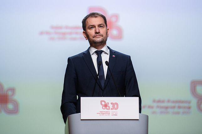 Dymisja premiera Słowacji. Igor Matovicz podjął decyzję
