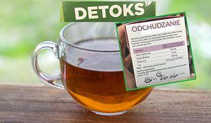 """W sprzedaży pojawia się coraz więcej herbat, które reklamowane są jako """"odchudzające""""."""