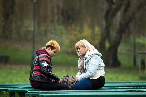 Anna Kęsek i Katarzyna Kopeć fot. Kino Świat