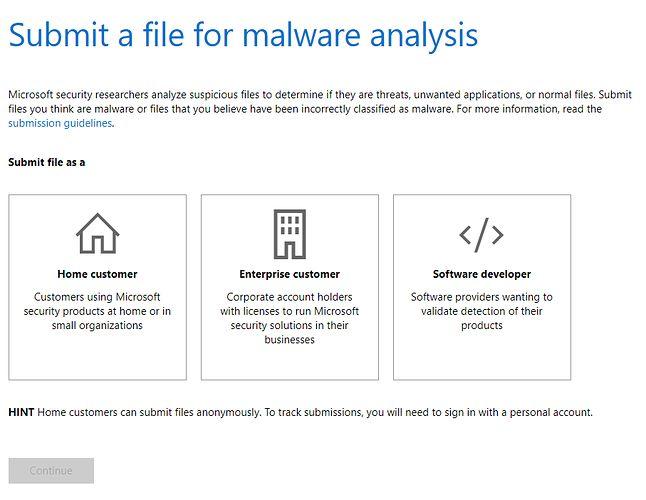 (Microsoft Security Intelligence)