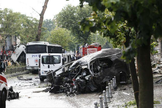 Grupa kurdyjskich bojowników przyznała się do zamachu w Stambule