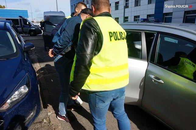 Policja zatrzymała trzech mężczyzna na terenie Śląska