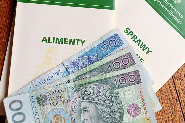 W Polsce zasądzonych alimentów nie płaci co najmniej 324 tys. opiekunów