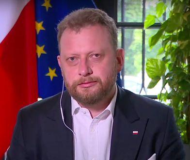 Koronawirus w Polsce. Łukasz Szumowski otrzymał pozytywny wynik testu