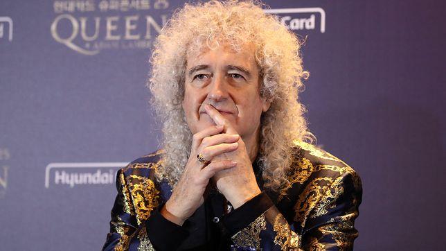 Brian May z Queen miał zawał serca. Był bardzo bliski śmierci