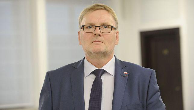 Senator PiS Waldemar Bonkowski.