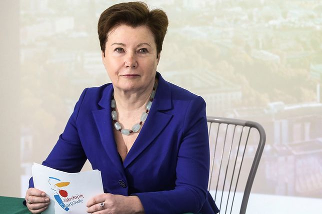 Hanna Gronkiewicz-Waltz nie zamierza pobłażać uczestnikom marszu