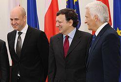 "Buzek, Barroso i Reinfeldt ""namówili się"" na Klausa"