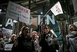 """Francuskie feministki zlinczowały Polańskiego. """"Zbrodniarz i gwałciciel"""""""
