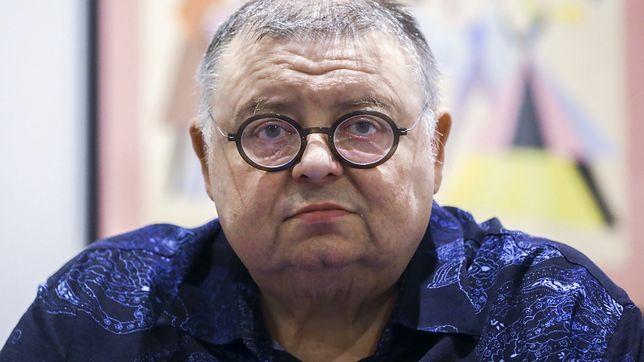 """Wojciech Mann ironicznie: """"trójkowe złogi zostały usunięte"""""""