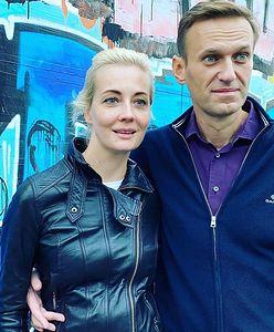 """Nawalny trafi do szpitala. Kilka dni temu był """"na randce"""" z żoną"""