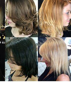 Fryzury cieniowane. Najlepsze propozycje dla kobiety w każdym wieku