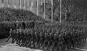 Nazistowscy żołnierze w rosyjskim kalendarzu rocznicowym