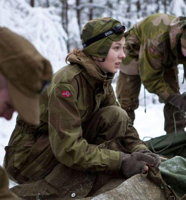 Norweżki - urocze wojowniczki z północy