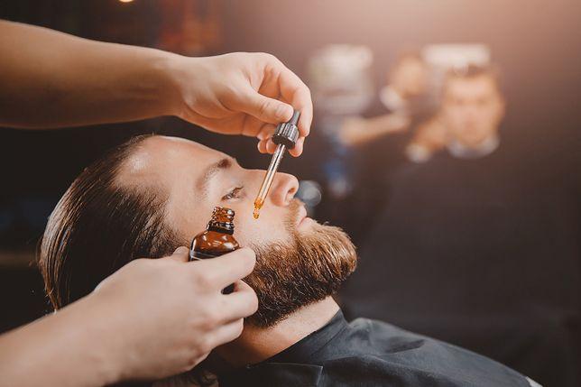 Pielęgnacja brody wymaga kilku kosmetyków.