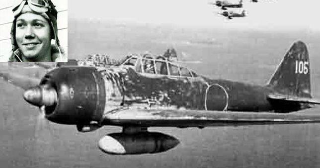 Spadochroniarz kontra samolot