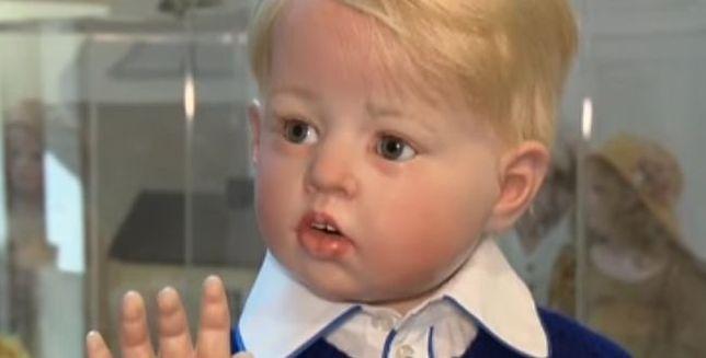 Tak wyglądają lalki z podobizną księcia George'a. Ile są warte?