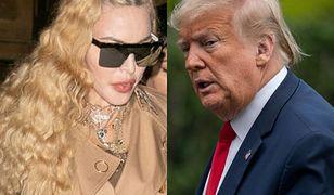 Madonna i Trump ofiarami hakerów. Mają poufne dane innych gwiazd