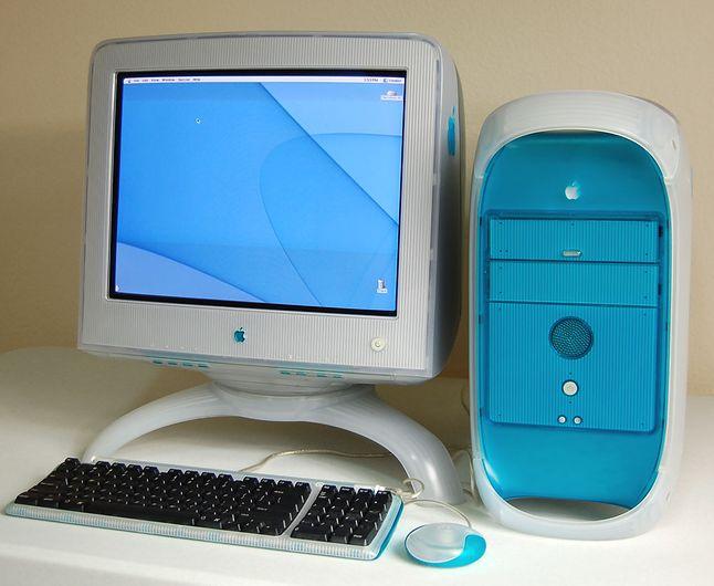 Ostatni Mac z portem ADB. Mac dla QuarkXPress.