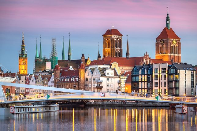 Gdańsk po raz kolejny został doceniony przez internautów z różnych części Europy