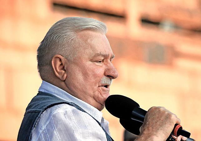 Słowa Lecha Wałęsy wywołały oburzenie
