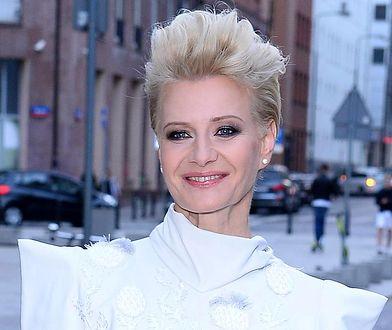 Małgorzata Kożuchowska ma 48 lat
