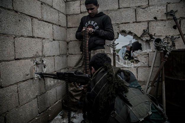 USA: dżihadyści użyli gazu musztardowego przeciw Kurdom