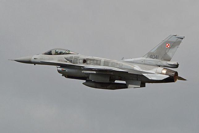 Polski F-16