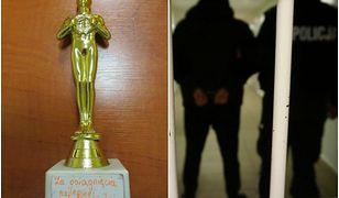 """""""Najlepszy złodziej"""". Rabusie przyznawali sami sobie statuetki"""