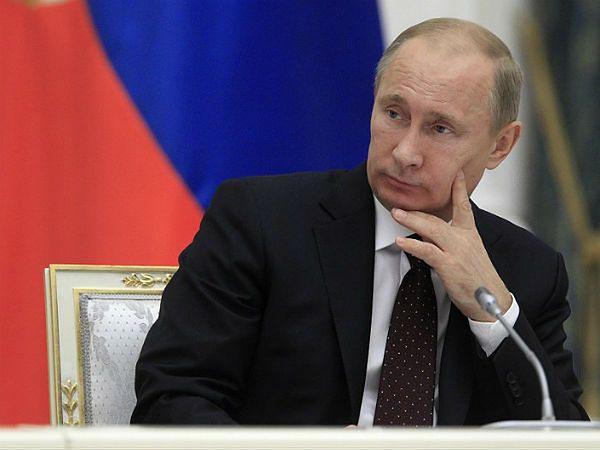 """Władimir Putin nie jest pewny """"na sto procent"""", że Syria spełni zobowiązania"""