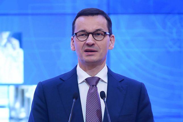 Morawiecki: miałem ogólne poczucie, że chcę wejść do polityki - z tą myślą szedłem do pracy w bankowości
