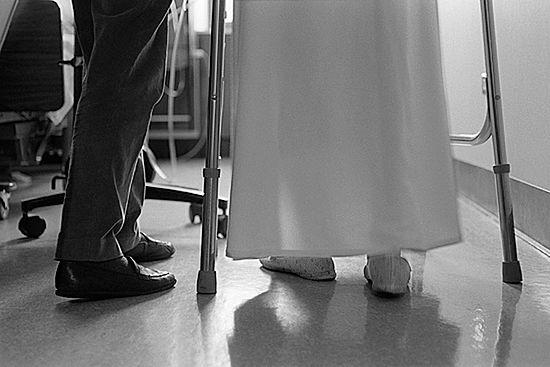 Polki wyzyskiwane w brytyjskich domach opieki