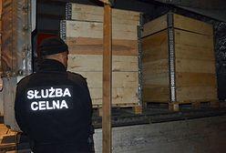 Zawartość tych skrzyń zaskoczyła pograniczników z Podlasia