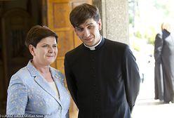 Syn Beaty Szydło przeniesiony do nowej parafii. Diecezja nie podaje powodu
