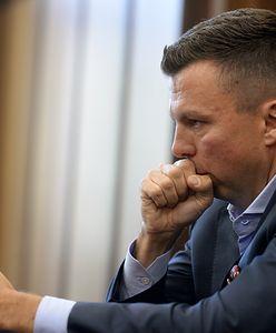 Marek Falenta przeniesiony do innego aresztu. Służba Więzienna: standardowa procedura