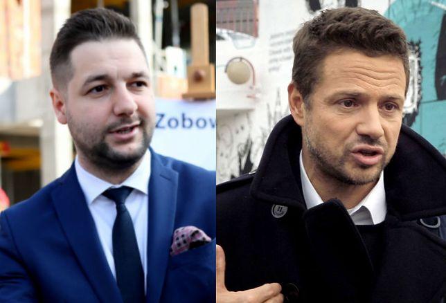 """Wicemarszałek Sejmu chce ukarać Jakiego i Trzaskowskiego. """"Posłowie powinni przestrzegać prawa"""""""