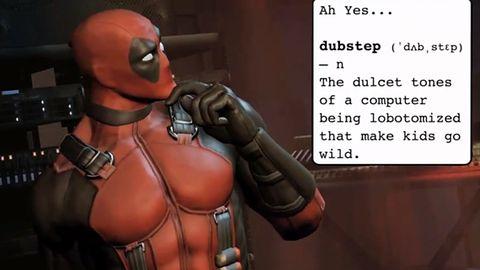 Zwiastun Deadpool jest zły i Deadpool o tym wie
