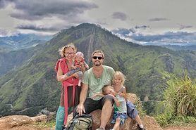 Rzucili wygodne życie. Z trójką dzieci podróżują po Azji, prowadząc bloga