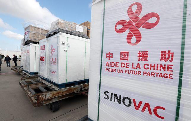 Koronawirus. Chiny wątpią w skuteczność własnych szczepionek