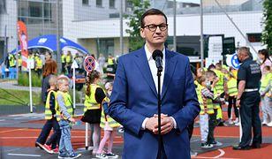 Dzień Dziecka. Premier Mateusz Morawiecki w ogniu pytań