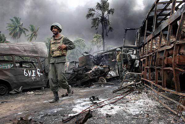 ONZ zawiodła ws. ochrony cywilów na Sri Lance podczas konfliktu