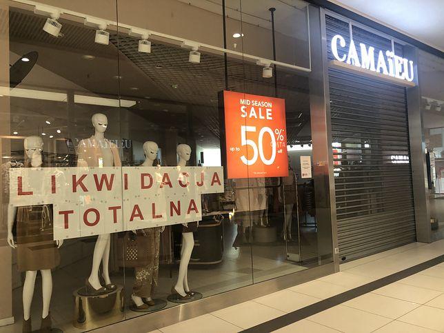 Camaieu likwiduje wszystkie sklepy w Polsce