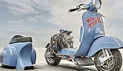 #dziejesiewmoto [353]: monstrualny skuter i warszawskie wypadki