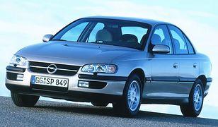 Opel Omega: limuzyna za grosze