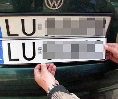 Nowy typ tablic skierowany byłby przede wszystkim do tych, którzy przywożą samochód dla siebie