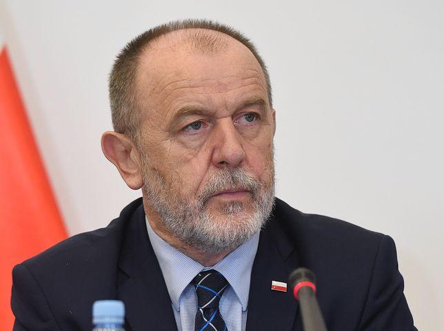 Jan Mosiński, poseł PiS