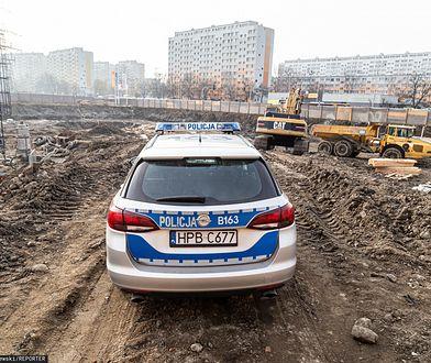 Wrocław. Bomba na budowie osiedla Port Popowice. Saperzy w akcji
