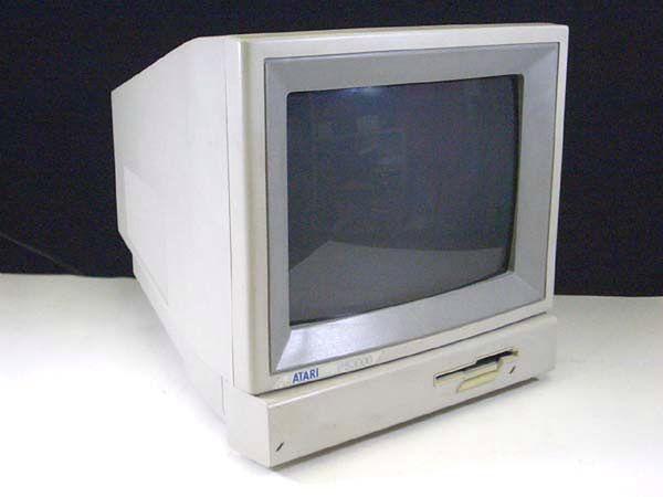Jednym z ciekawszych dodatków do Atari Mega ST był monitor Atari PS3000 z wbudowaną stacją dysków. Monitor stylistycznie był idealnie dopasowany do serii Mega ST. Wyprodukowano ich jednak zalewie 1000 szt.